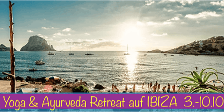 "Yoga Retreat ""SPIRITBLISS"" auf  Ibiza 3.-10.10.2020 tickets"