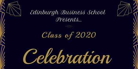 Class of 2020 Celebration tickets