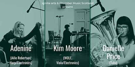 Adenine, Kim Moore, and Danielle Price at The Glad Cafe tickets