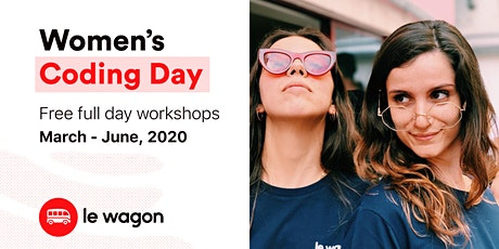 Women's Coding Day | Free Workshops bilhetes