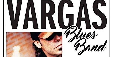Vargas Blues Band special guest John Byron Jagger entradas