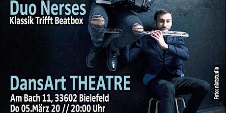 Duo Nerses Konzert / Klassik trifft Beatbox Tickets