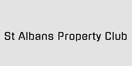 St Albans Property Club  tickets