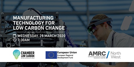 Manufacturing Technology for Low Carbon Change tickets