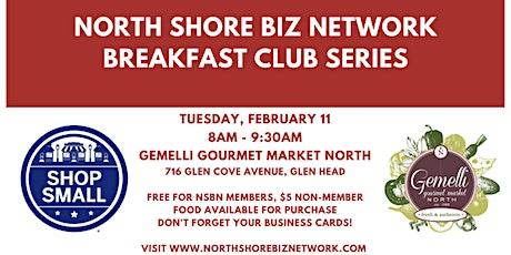 "NSBN ""The Breakfast Club"" Networking tickets"