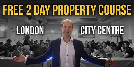 2 Day Property Wealth & Cashflow Course - Property Investing & Entrepreneurship tickets