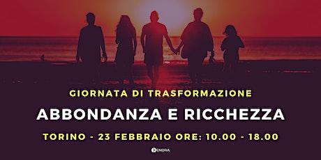 WORKSHOP ABBONDANZA E RICCHEZZA - TORINO biglietti