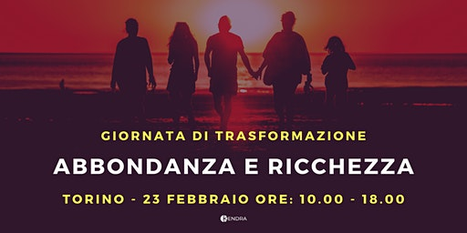 WORKSHOP ABBONDANZA E RICCHEZZA - TORINO