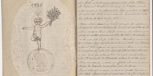 Bambini nella Padova del primo dopoguerra: immagini, diari, disegni