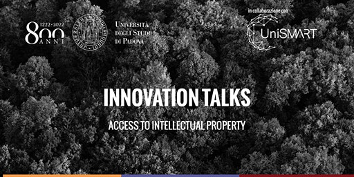 Innovation Talks | Access to Intellectual Property