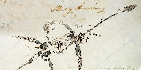 Cacciatrici di fossili: figure femminili nella storia della Paleontologia biglietti