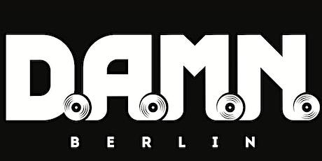 DAMN Berlin ° New & Old School Hip Hop ° Cassiopeia Berlin Tickets