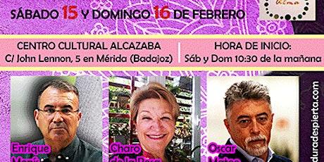 IV Extremadura Despierta 2020 entradas