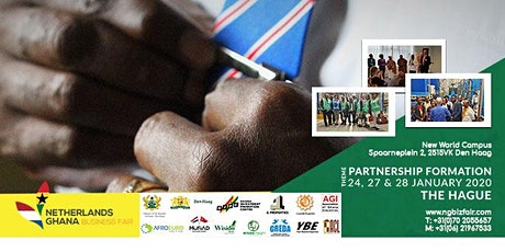 Netherlands-Ghana Business Fair Day 2: Partnerships & Funds tickets