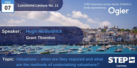 STEP Lunchtime Lecture No.11 tickets