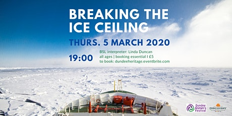 Breaking the Ice Ceiling tickets