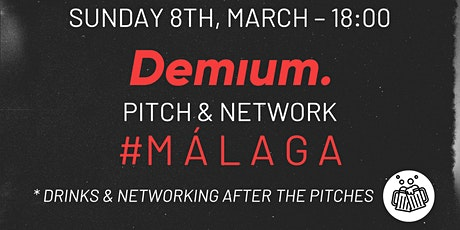 Pitch & Network - #AllStartup Málaga tickets
