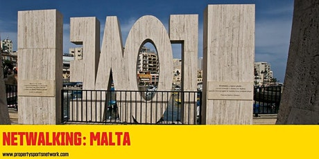 NETWALKING MALTA: Property & Construction tickets
