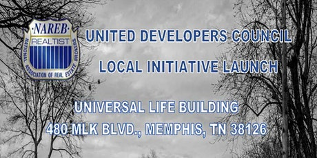 NAREB United Developers Council - Local Initiative Launch tickets