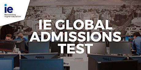Admission Test: Bachelor programs  Dubai tickets
