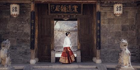 Reimagining China through Fashion tickets