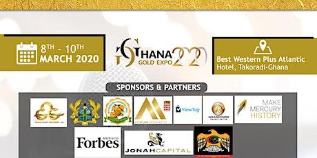 Ghana Gold Expo 2020 tickets