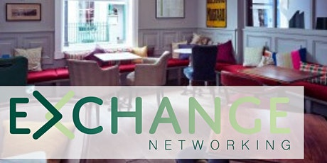FREE - 'Exchange Networking' Colchester - SUSPENDED CURRENTLY DUE TO COVID tickets