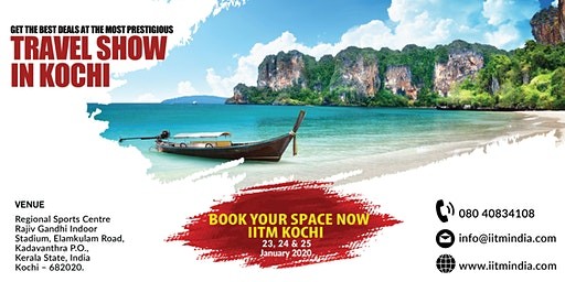 India International Travel Mart Kochi 2020
