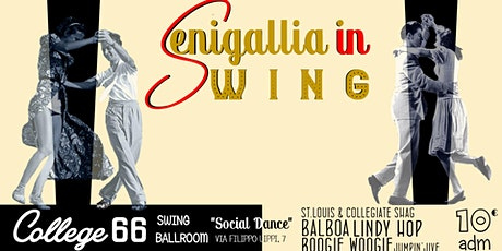 Senigallia in Swing tickets