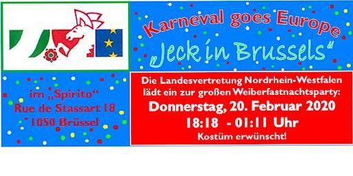 Weiberfastnacht - Karneval goes Europe 2020