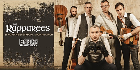 The Rapparees St Patrick's Eve Special tickets