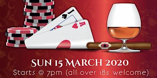 Orah Poker Fundraiser 2020