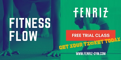 Fitness Flow - Free Trial Class Tickets