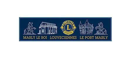 Grand Loto du Lions Club - Le Port Marly billets