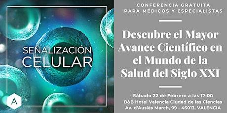 Conferencia sobre Comunicación Celular para Médicos y Especialistas entradas