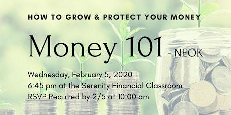 Money 101 - NEOK Broken Arrow tickets