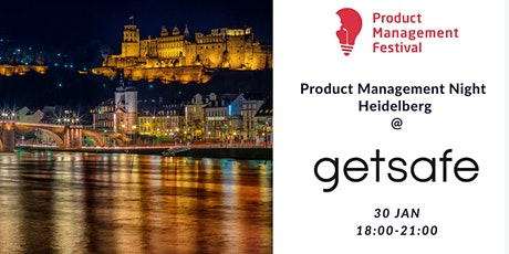 Product Management Night Heidelberg @Getsafe Tickets