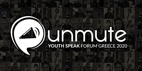 YouthSpeak Forum 2020, Athens. tickets