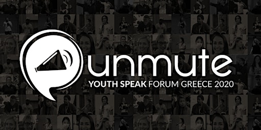 YouthSpeak Forum 2020, Athens.