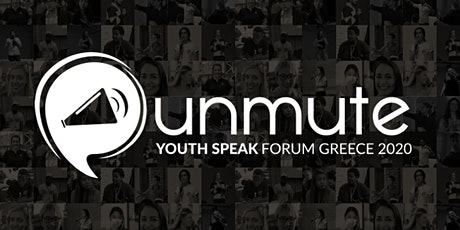 YouthSpeak Forum 2020, Thessaloniki. tickets