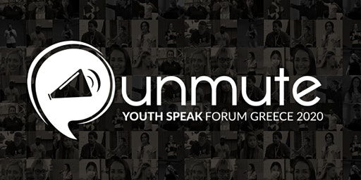 YouthSpeak Forum 2020, Thessaloniki.