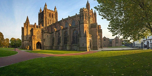 Cantores : Evensong - Hereford Cathedral