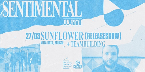 Sunflower + Teambuilding - 'sentimental on tour'