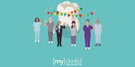 UK dentistry with mydentist - Thessaloniki 14-16 Feb tickets