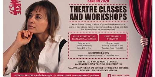 Let's play together! Theatre Workshop