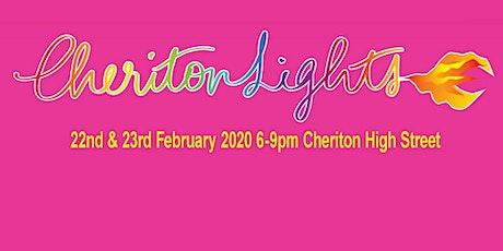 Cheriton Lights Lantern workshop tickets