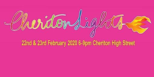 Cheriton Lights Lantern workshop