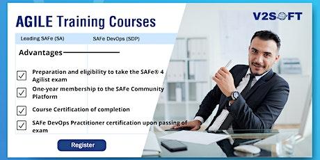 SAFe 5 Agilist - Agile Training Workshop tickets