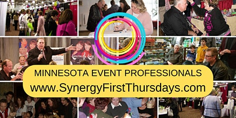 Synergy First Thursdays for Event Professionals tickets