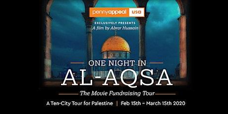 One Night in Al-Aqsa Movie |  Minneapolis tickets